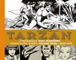 Tarzan, intégrale Russ maning, digne successeur de Foster et Hoggarth