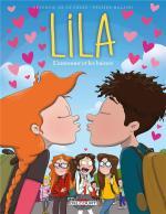 De l'enfance à l'adolescence. Lila T.4 L'amouuur et les baisers.