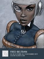 Rétro-futurisme et science-fiction au programme, Fred Beltran présente Nathanaëlle