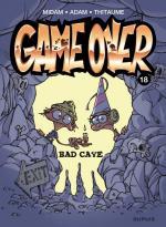 Dupuis revient dans le Game… Over avec Bad Cave, Midam est en grande forme: Blork to be alive !