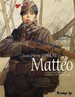 A travers les conflits du siècle, Mattéo dans la guerre civile espagnole.  Mattéo 5 – 5ème époque (septembre 1936-janvier 1939)