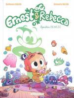 Baby Rebecca contre les microbes, sauf un !  Ernest et Rebecca 9 – Opération E.R.N.E.S.T.