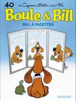 Soirée disco ? Non, journée bonheur  Boule & Bill 40 - Bill à facettes