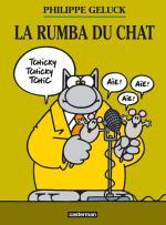 Sur une Rumba, Philippe Geluck et son chat. Danse avec les chats.  Le chat 22 – La rumba du chat