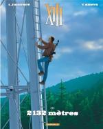 Montée verticale pour tir horizontal.  XIII 26 - 2132 mètres
