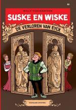 Rencontre  entre « Jan van Eyck » & « Bob et Bobette »   Bob et Bobette  Le van Eyck volatilisé