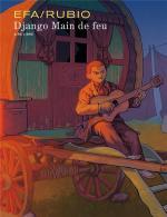 Banjo Reinhardt.  Django Main de feu