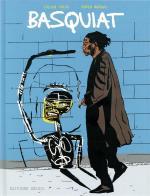 Tout donner pour l'art et brûler sa vie.  Basquiat