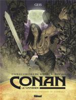 Le conte d'une nuit. Conan le cimmérien 8 - Les mangeurs d'hommes de Zamboula