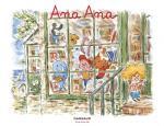 Sublime ode à la librairie.  Ana Ana 15 - Les doudous libraires