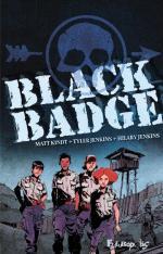 Scouts toujours, mais Bond Scouts !  Black Badge