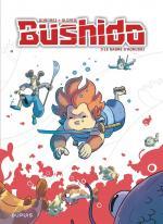 Séance de rattrapage : Hara-Kiri pour Bushido, une série promise à un bel avenir éditorialement sacrifiée.  Bushido 3 - Le sabre d'Hokusai