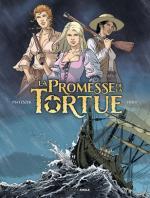Trois femmes à la mer !  La promesse de la tortue 1
