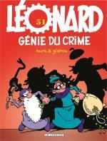 Le retour du Parrain… des inventions !  Léonard 51 - Génie du crime