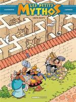 Un labyrinthe de facéties.  Les petits mythos 11 - Crète party