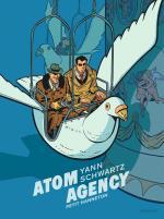 L'ombre d'un maître ne s'efface jamais.  Atom Agency 2 – Petit Hanneton