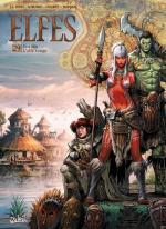 Au-delà des territoires connus.  Elfes 29 – Lea'saa, l'elfe rouge