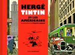 Inside Tintin en Amérique.  Hergé, Tintin et les américains