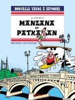 Surf in Pays Basque.  Manzana et Patxaran 4 - Nouvelle vague à Bayonne