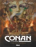 Whodunit ? Cluedo pour Conan.  Conan le cimmérien 11 - Le dieu dans le sarcophage