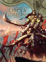 La vengeance du « bRarbare ».  Orcs et Gobelins 11 - Kronan