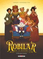 Cinq princesses et un prétendant.  Robilar ou le Maistre Chat 2 – Un ogre à Marier