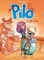A l'abordage !  Pilo 4 – Pilo et la fille pirate