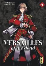 Un créateur façonne de nouvelles existences.  Versailles of the dead 4