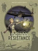 Les forteresses de l'espoir     Tombés du ciel Les enfants de la résistance T.7