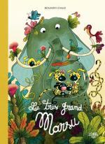 Un éléphant dans la jungle.             Les petits Marsus 5 – Le très grand Marsu