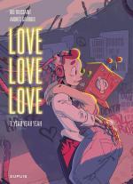 Des papillons dans les cœurs.  Love Love Love 1 – Yeah Yeah Yeah