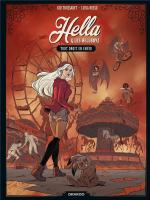Une revisite du mythe de la maison hantée.  Hella & les Hellboyz 1 – Tout droit en enfer