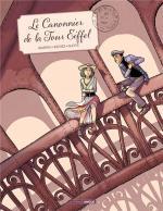Pierrot et Colombine, une autre aventure.  Le canonnier de la Tour Eiffel