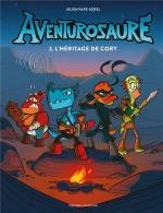 Jurassic Fantasy.  Aventurosaure 2 – L'héritage de Cory