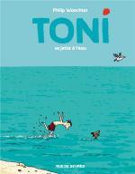Un bon plouf !  Toni 2 – Toni se jette à l'eau