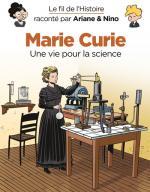 Radioactvity    Le fil de l'histoire raconté par Ariane et Nino Marie Curie