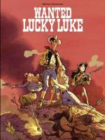 On recherche un cow-boy à vélo.  Wanted Lucky Luke / Lucky Luke se recycle