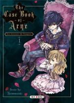 Crocs contre crimes.  The case book of Arne, les dossiers du vampire 1