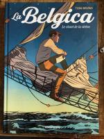 La Belgica T.1 … Le chant de la sirène