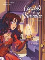 Double mystère pour la guérisseuse.  Complots à Versailles 4 - Le trésor des Rovigny