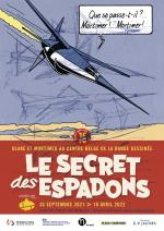 Exposition Le Secret des Espadons C.B.B.D 30 septembre 2021
