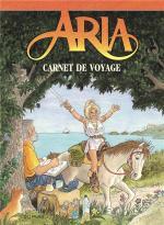 Survol de carrière.  Aria 40 – Carnet de voyage