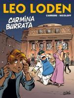 La partition d'un opéra mortel.  Léo Loden 28 – Carmina Burrata