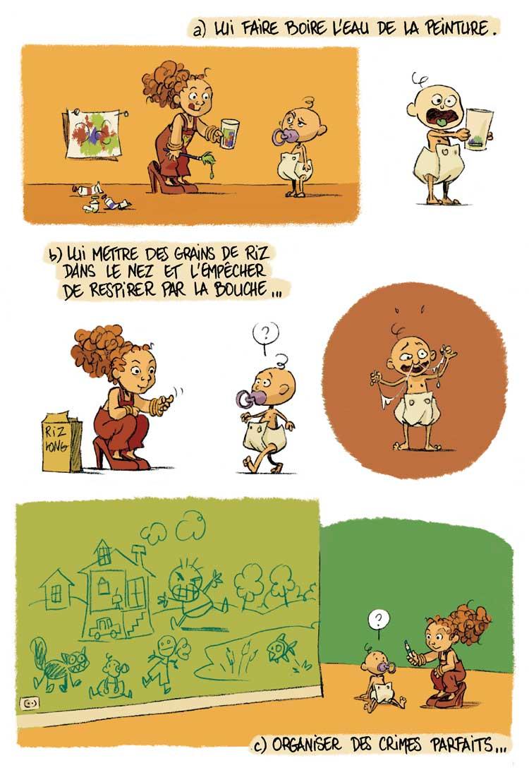 Extrait 4 Je suis pas petite!!! (tome one-shot)