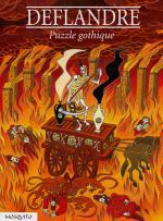Puzzle Gothique, une BD de François Deflandre