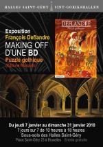 Exposition François Deflandre