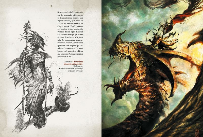 L'Univers des Dragons, second souffle. 4116dragons2-8