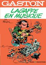 Lagaffe en musique, un hors s�rie acoustique.
