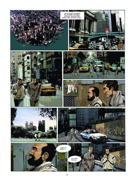Extrait 3 9/11 (tome 1)  - 1-W.T.C. / Acte 1