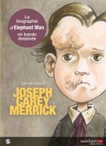 Coup de coeur : Joseph Carey Merrick, l'Homme-Eléphant